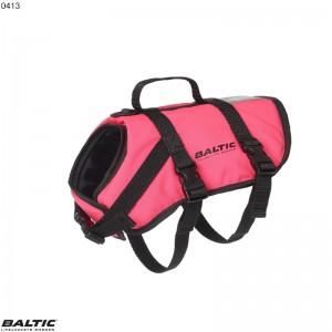BALTIC PLUTO HUNDEVEST ROSA – XL 40+ KG