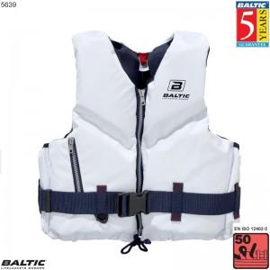Mariner sejlervest Hvid BALTIC 5639 Str:3/L_70-90