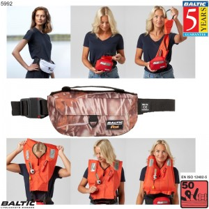 iFloat 50N Softbag manuel Camo BALTIC 5992 Str:1/40-130