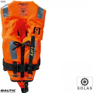 SOLAS 2010 Infant 0-15 Orange BALTIC 1030 Str:1/0-15