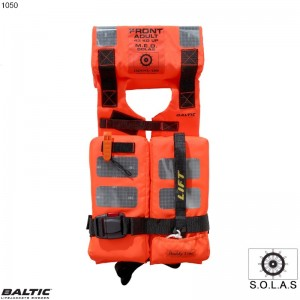 SOLAS 2010 Adult 43 + Orange BALTIC 1050 Str:1/43+