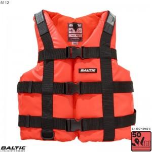 Worker svømmevest Orange BALTIC 5112 Str:1/40-130