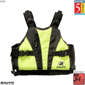 BALTIC X3 UV-GUL/SORT – M 50-70 KG