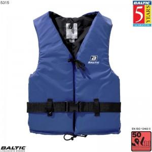 Aqua Svømmevest Blå BALTIC 5315 Str:2/M_50-70