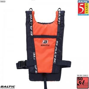 Canoe Hydro Padlevest Orange/Navy BALTIC 5600 Str:1/40-130