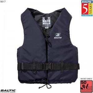 Aqua Svømmevest Navy BALTIC 5617 Str:2/M_50-70