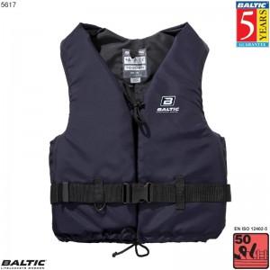 Aqua Svømmevest Navy BALTIC 5617 Str:4/XL_90+