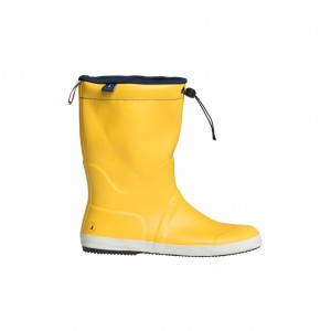 KEY WEST RUBBERBOOT YELLOW STR. 40