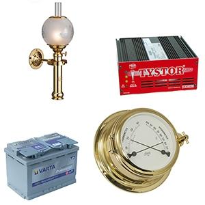 El-udstyr og belysning